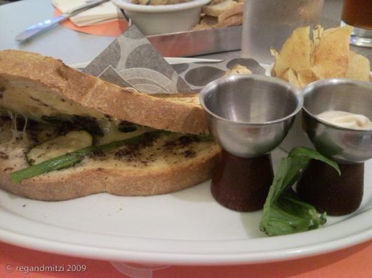 verdure tartufato