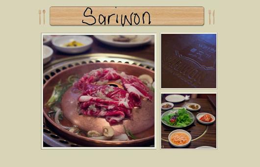 Sariwon front-1